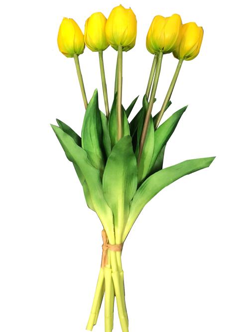 artificial tulip arrangement flower 44cm tall - Artificial flower ... 9af753af76